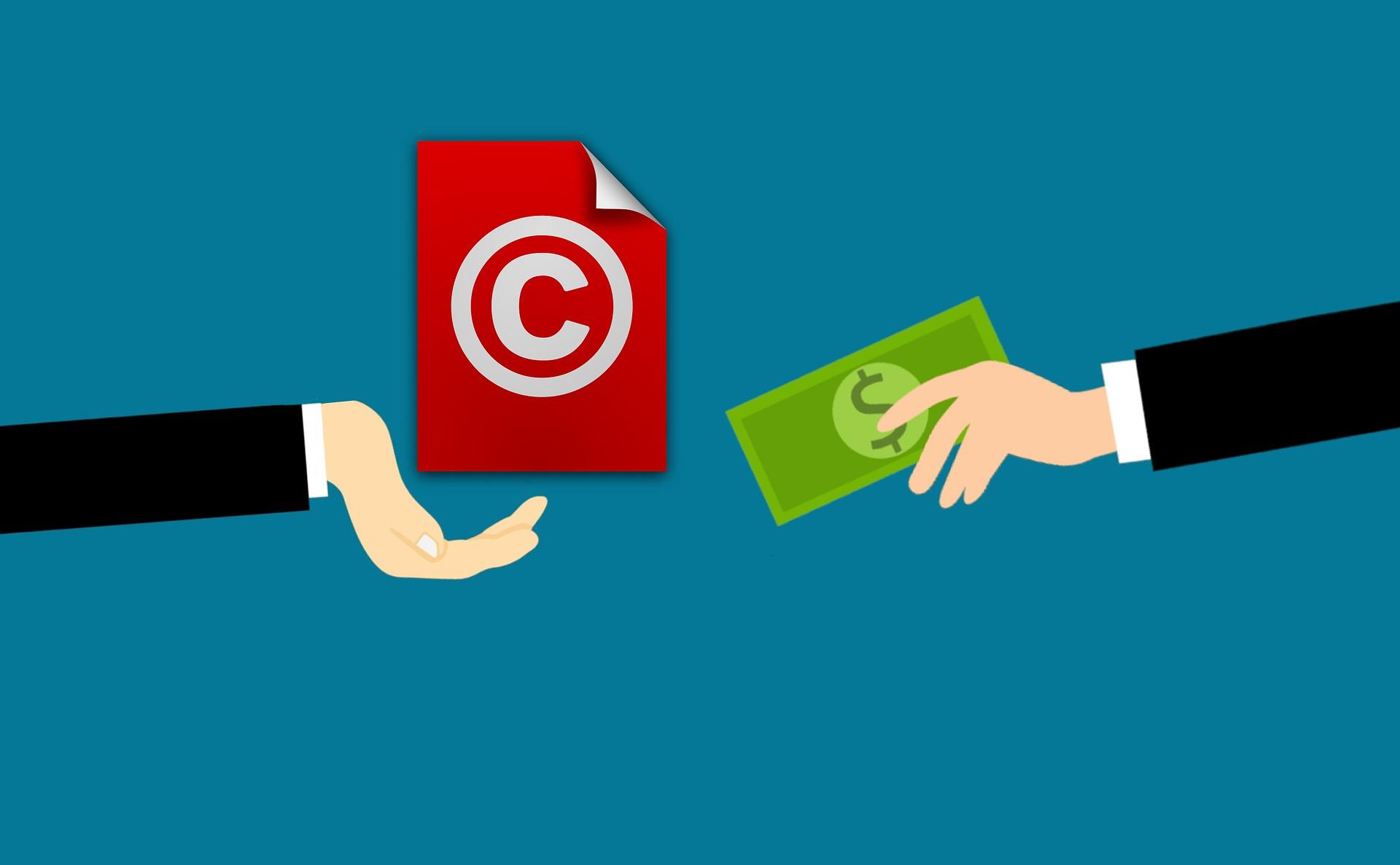 Реєстрація авторського права в США